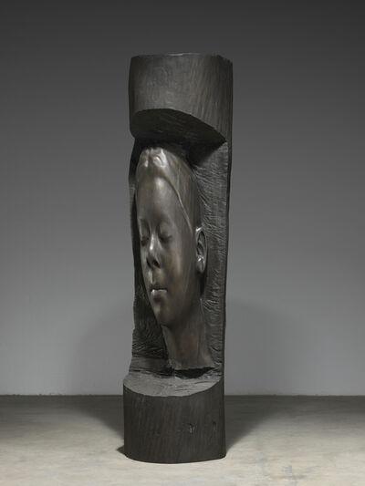 Jaume Plensa, 'Wilsis (oak)', 2019