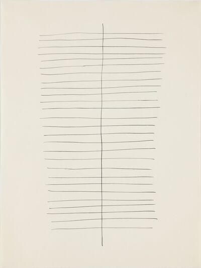 Jan Schoonhoven, 'T 62-80', 1962
