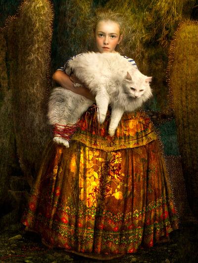 Cooper & Gorfer, 'Niza and the White Cat', 2015