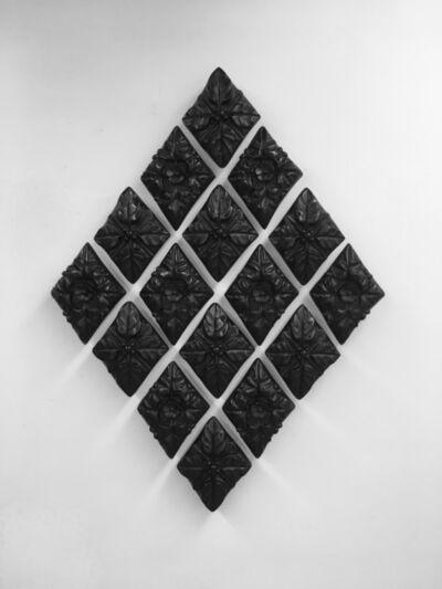 Joanna Manousis, 'Black Diamonds for Catherine Parr', 2018