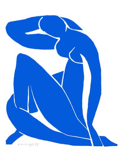 Henri Matisse, 'Nu Bleu II (Blue Nude II)', 2007