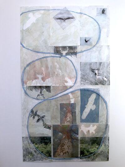 Karen Gibbons, 'White Stag', 2019