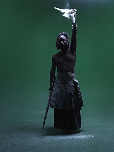Mohau Modisakeng, 'Ditaola X', 2014