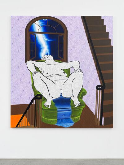 Ebecho Muslimova, 'Fatebe Lightning in the Mezzanine', 2019