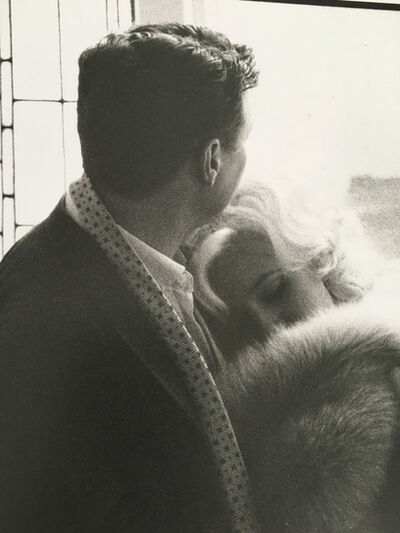 Alison Jackson, 'JFK and Marilyn Embrace', 2001