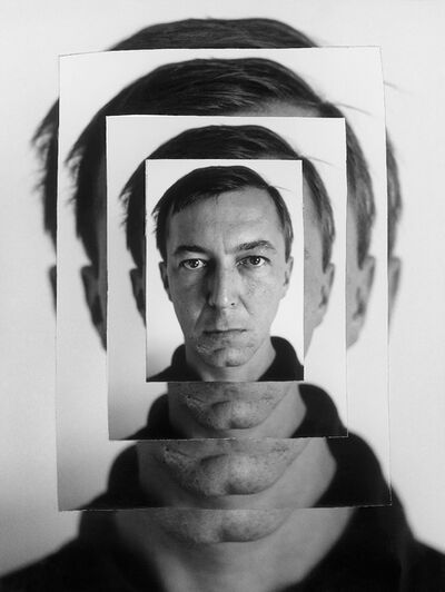 Duane Michals, 'Jasper Johns', 1972