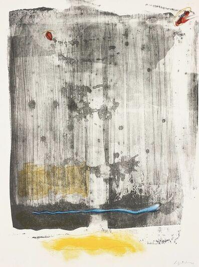 Helen Frankenthaler, 'Walking Rain', 1987