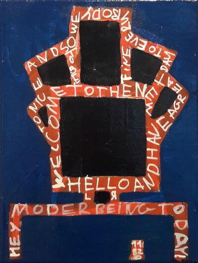 Julian Hoffmann, 'Modern Being', 2016