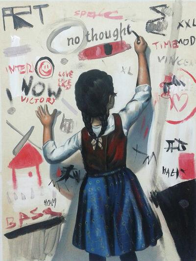 Asaf Ezra, 'No Thought', 2019