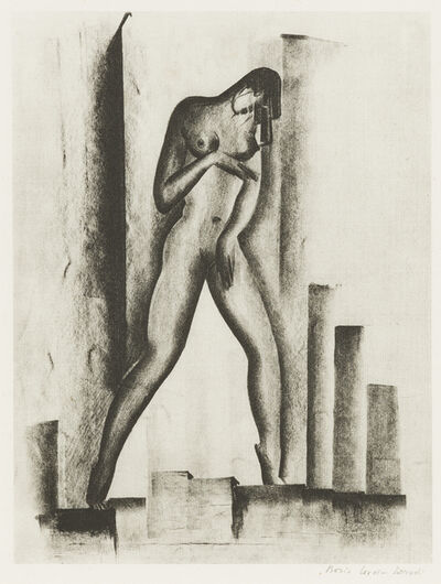 Lovet-Lorski  Boris, 'Untitled', 1929