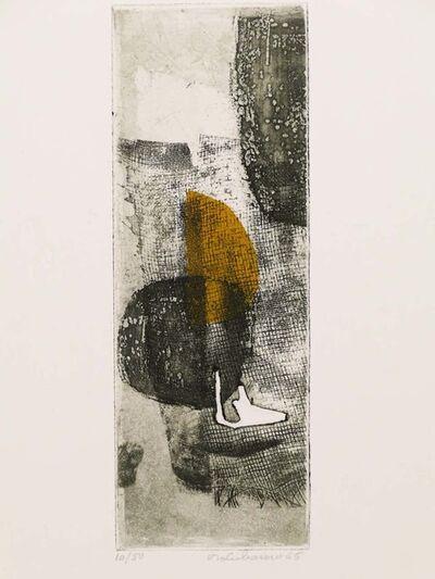 René Lubarow, 'Composition Abstraite', 1965