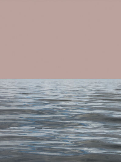 Andrea Hamilton, 'Sea Studies / Line to Plane #05'
