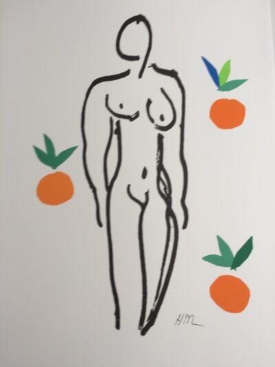 Henri Matisse, 'Nu aux Oranges', 2007