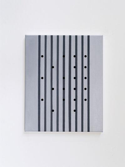 Kristina Matousch, 'Cover Hole, Water', 2019