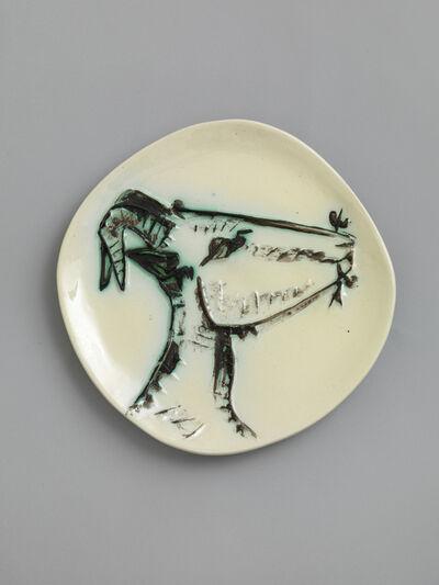 Pablo Picasso, 'Tête de chèvre de profil (A.R. 109)', 1950