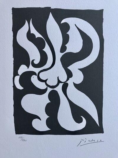 Pablo Picasso, 'Hélène chez Archimède Planche V', 1972