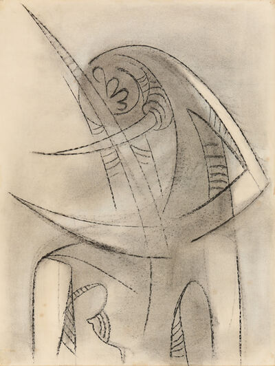 Wifredo Lam, 'Untitled', 1953