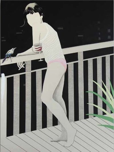 Anibal Vallejo, 'A BIGGER SPLASH', 2010