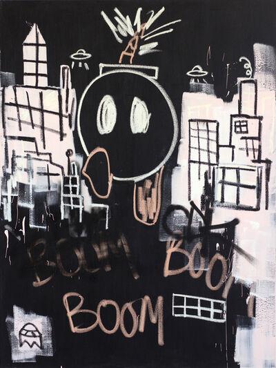 Andrew Lyko, 'Boom!', 2018