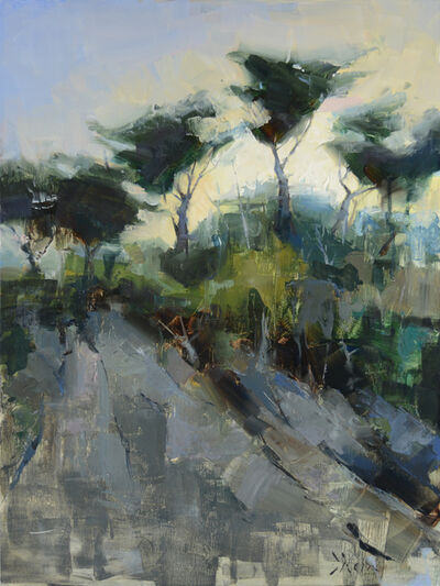 Jacob Dhein, 'Ocean Beach Tree Line', 2015