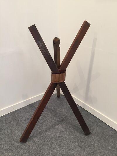 UBIK, 'Copper+Wood', 2016