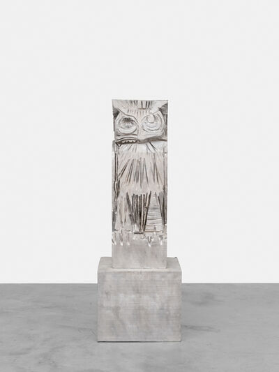 Thomas Houseago, 'Malibu Owl', 2020