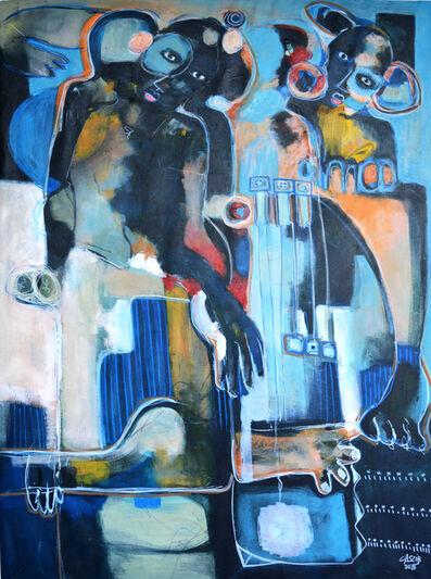 Casimir Bationo, 'Les Pieds des Inconnus  (The feet of strangers)', 2018