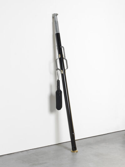 Monica Bonvicini, 'Diener #1 black', 2016