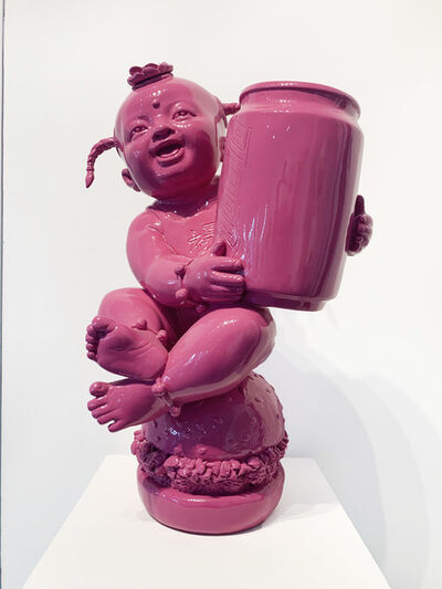 Luo Brothers, 'Pink', Contemporary