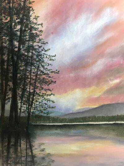 Jean Newburg, 'Sunset', 2018