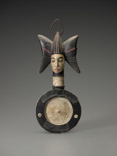 'Ritual Chalk Spoon', 1920-1950