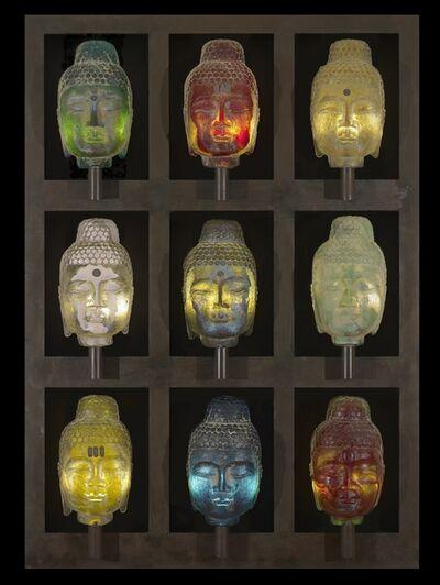 Marlene Rose, 'Buddha Wall - Custom ', 2021