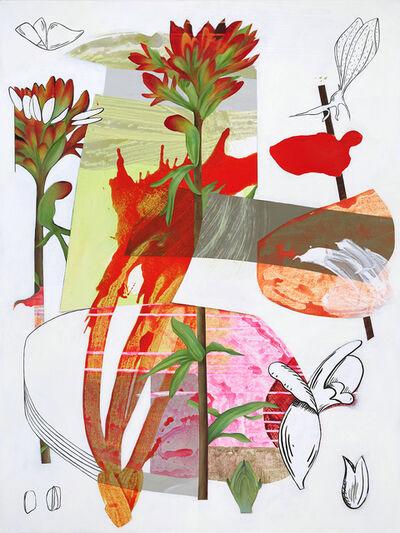 Fiona Ackerman, 'Scarlet Cup', 2019