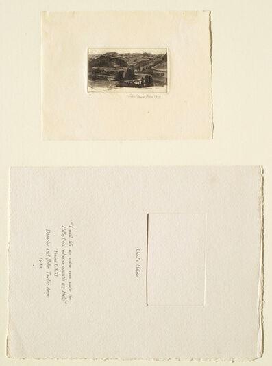 John Taylor Arms, 'God's Mirror', 1944