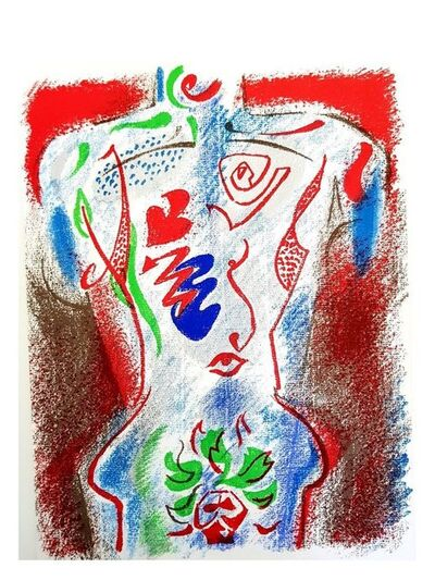 "André Masson, 'Original Lithograph ""Composition I"" by André Masson', 1964"
