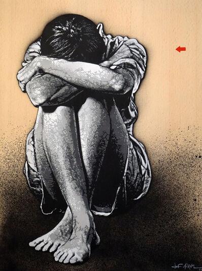 Jef Aérosol, 'Sad Eyed Lady of the Lowlands', 2020