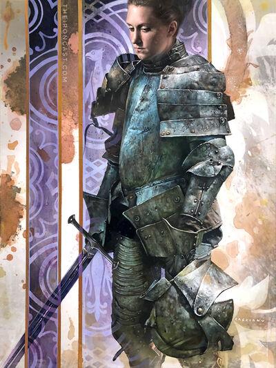 Chris Casciano, 'Unsung Hero #4', 2017