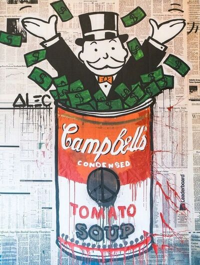 Alec Monopoly, 'Campbell's Soup (Vogue Korea)', 2015