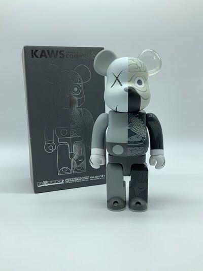 KAWS, 'KAWS Dissected Companion 400% (Grey)', 2010