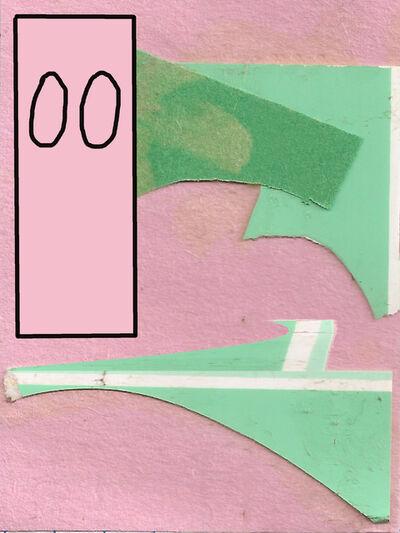 Linus Bill + Adrien Horni, 'NY P. 6 BL', 2014