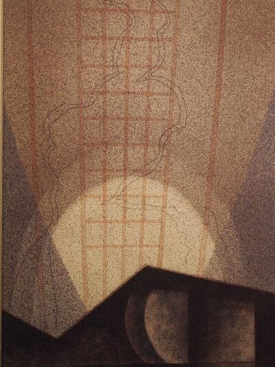"Raymond Jonson, '""Arabesque No. 4""', 1933"