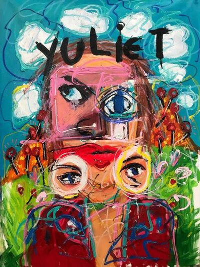 John Paul Fauves, 'Yuliet', 2019