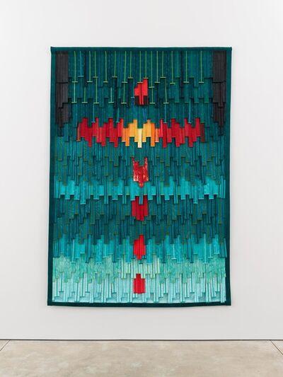 Abdoulaye Konaté, 'La croix', 2019