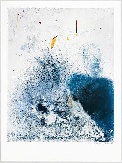 Sigmar Polke, 'Farbprobe', 1987