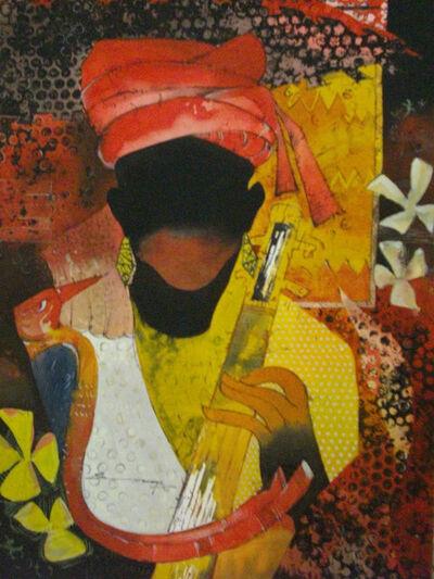 Soumya K Chakraborty, 'Music 1', 2010