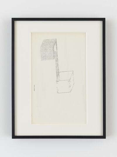 Dom Sylvester Houédard, 'Untitled', 1969