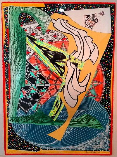 Frank Stella, 'Untitled ', 1992