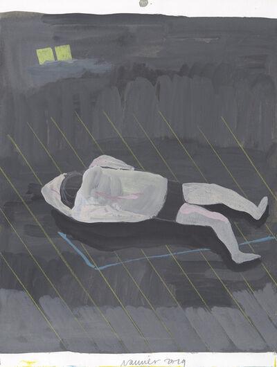Jan Vanriet, 'Heldenleven 20, Wrakhout', 2019