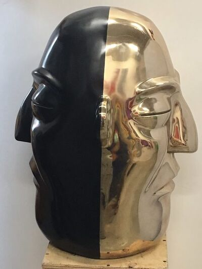 Frank Hyder, 'Janis Bronze - Black/Bronze', 2019
