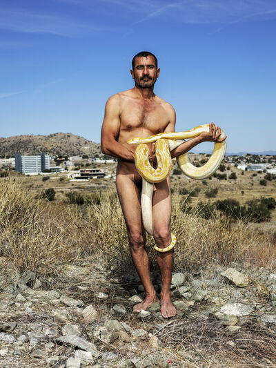 Pieter Hugo, 'The Snake Charmer, Hermosillo', 2019